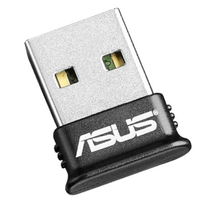 ASUS USB-BT400 USB Adapter w/ Bluetooth Dongle Receiver