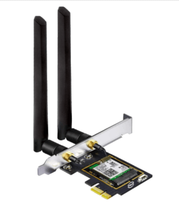 OKN Wi-Fi 6 (11AX) PCIE Dual Band WiFi Card